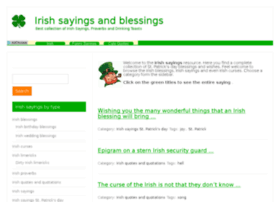 irishsayings.org