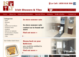 irishshowers.ie