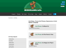 irishslang.info