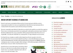 irishsporthorse.com