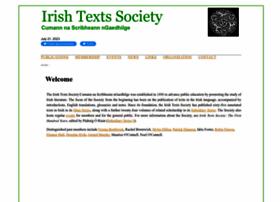 irishtextssociety.org
