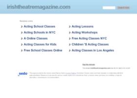 irishtheatremagazine.com