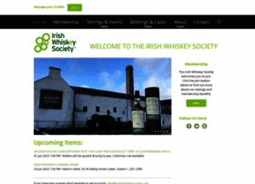 irishwhiskeysociety.com