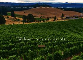 irisvineyards.com