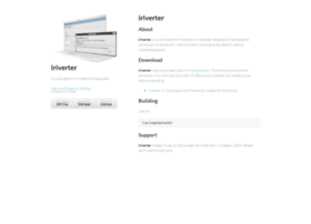 iriverter.sourceforge.net