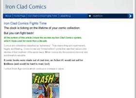 ironcladcomics.com