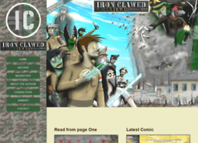 ironclawed.com