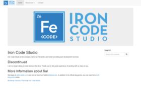 ironcodestudio.com