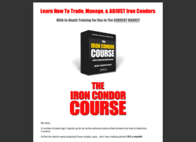 ironcondortrainingcourse.com