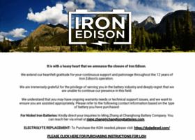 ironedison.com