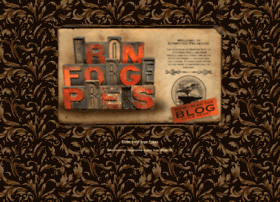 ironforgepress.com