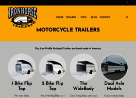 ironhorsetrailers.com