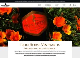 ironhorsevineyards.com