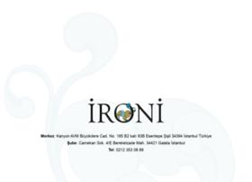 ironi.com.tr
