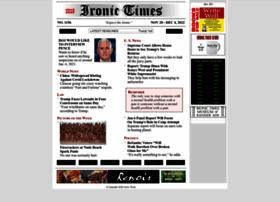 ironictimes.com