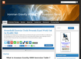 ironman-gravity-4000.homefitnessequipmentblog.com