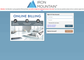 ironmountainbillingservices.billtrust.com
