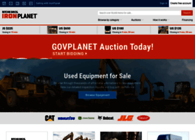 ironplanet.com
