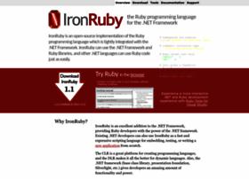ironruby.net