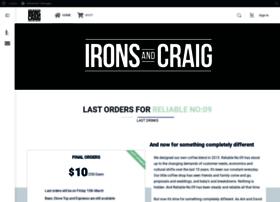 ironsandcraig.com