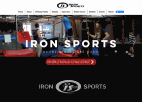 ironsportsfit.com
