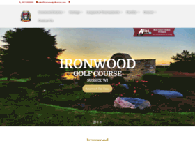 ironwoodgolfcourse.com