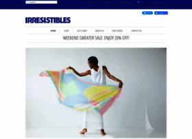 irresistibles.com