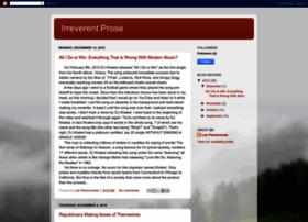 irreverentprose.blogspot.com