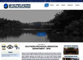 irrigationdept.sp.gov.lk