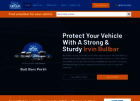 irvinbullbars.com.au