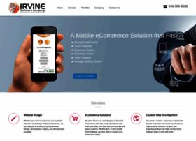 irvinesoftwarecompany.com