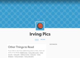 irving-pics.tumblr.com