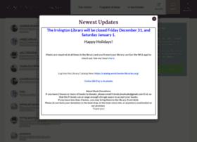 irvingtonlibrary.org