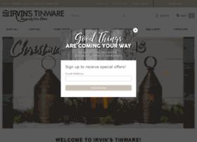 irvins.com