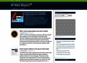 irwebreport.com