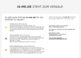 is-me.de