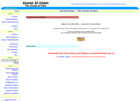 is.aswatalislam.net