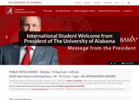 is.ua.edu