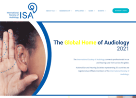 isa-audiology.org