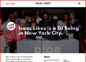 isaaclikes.com