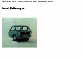 isabel-reitemeyer.com