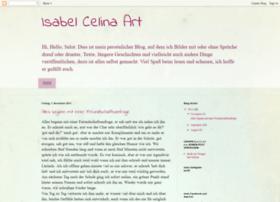 isabelcelinablog.blogspot.de