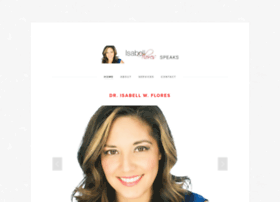 isabell-flores-speaks.com