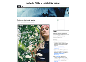 isabellestahl.wordpress.com