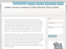 isabelmarantsneakersa3.webs.com