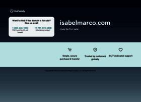 isabelmarco.com