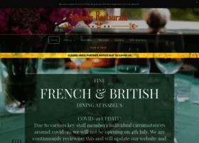 isabelsrestaurant.co.uk