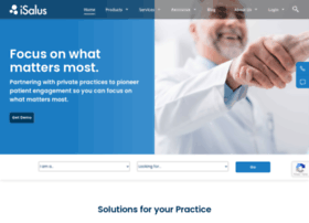 isalushealthcare.com
