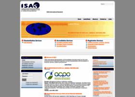 isas.org