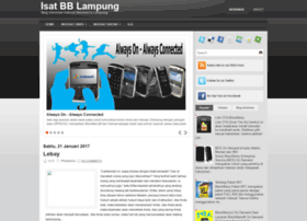 isatbb-lampung.blogspot.com